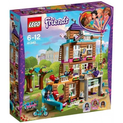 LEGO® Friends Friendship House 41340