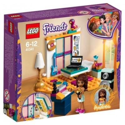 LEGO® Friends Andrea's Bedroom 41341