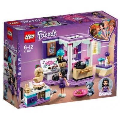 LEGO® Friends Emma's Deluxe Bedroom 41342