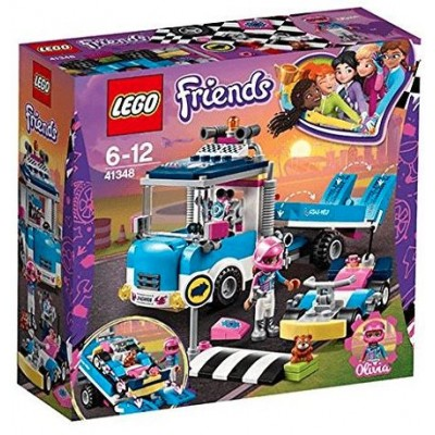 LEGO® Friends Service & Care Truck 41348