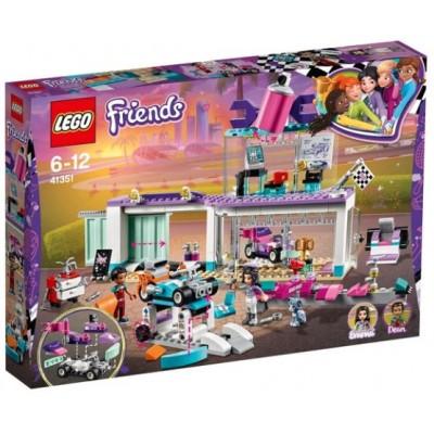 LEGO® Friends Creative Tuning Shop 41351