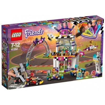 LEGO® Friends The Big Race Day 41352