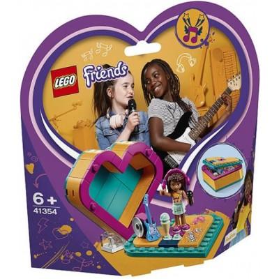 LEGO® Friends Andrea's Heart Box 41354