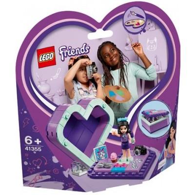 LEGO® Friends Emma's Heart Box 41355