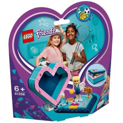 LEGO® Friends Stephanie's Heart Box 41356