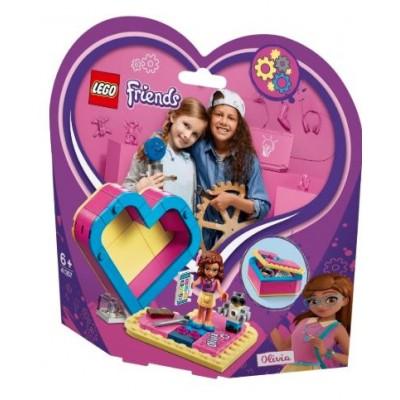 LEGO® Friends Olivia's Heart Box 41357