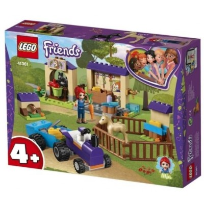 LEGO® Friends Mia's Foal Stable 41361