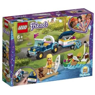 LEGO® Friends Stephanie's Buggy & Trailer 41364