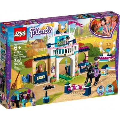 LEGO® Friends Stephanie's Horse Jumping 41367