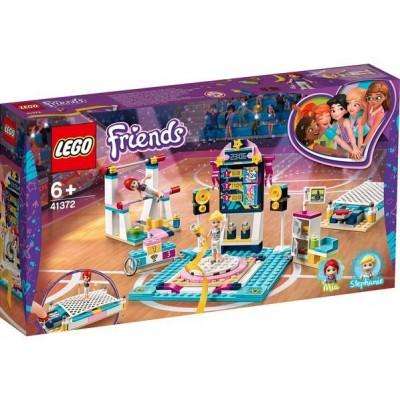 LEGO® Friends Stephanie's Gymnastics Show 41372