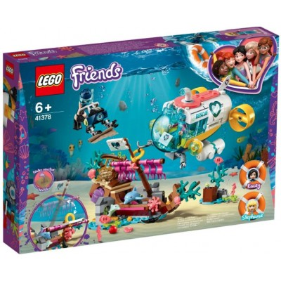 LEGO® Friends Dolphins Rescue Mission 41378