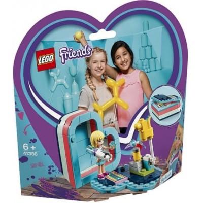 LEGO® Friends Stephanie's Summer Heart Box 41386