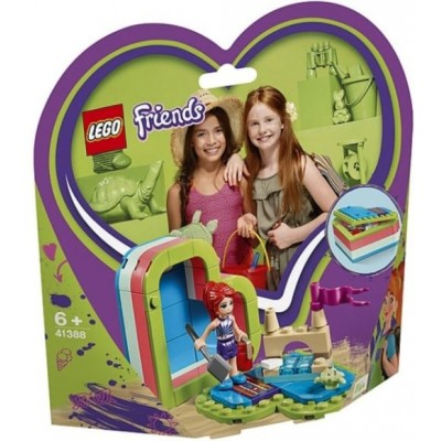 LEGO® Friends Mia's Summer Heart Box 41388