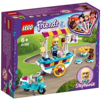 LEGO® Friends Ice Cream Cart 41389