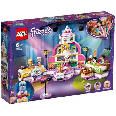 LEGO® Friends Baking Competition 41393
