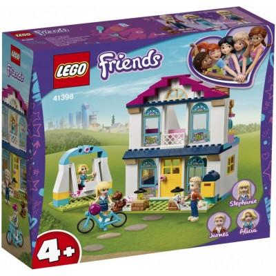 LEGO® Friends 4+ Stephanie's House 41398