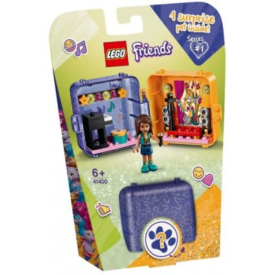 LEGO® Friends Andrea's Play Cube 41400
