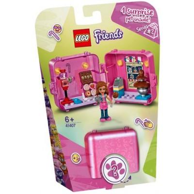 LEGO® Friends Olivia's Shopping Play Cube 41407