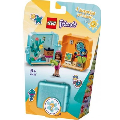 LEGO® Friends Andrea's Summer Play Cube 41410