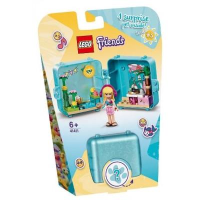 LEGO® Friends Stephanie's Summer Play Cube 41411