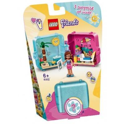 LEGO® Friends Olivia's Summer Play Cube 41412