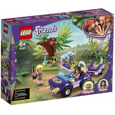 LEGO® Friends Baby Elephant Jungle Rescue 41421