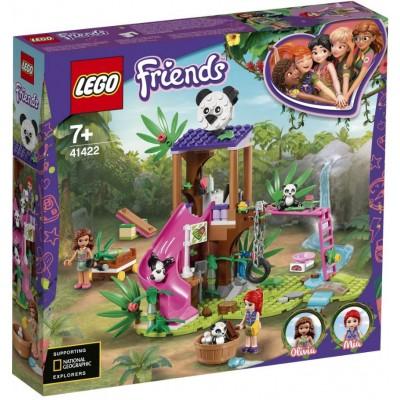LEGO® Friends Panda Jungle Tree House 41422