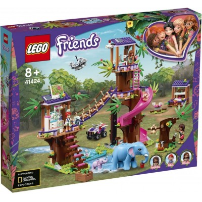 LEGO® Friends Jungle Rescue Base 41424