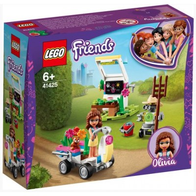 LEGO® Friends Olivia's Flower Garden 41425