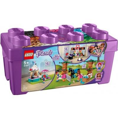 LEGO® Friends Heartlake City Brick Box 41431