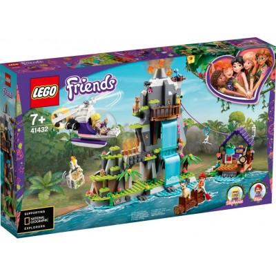 LEGO® Friends Alpaca Mountain Jungle Rescue 41432