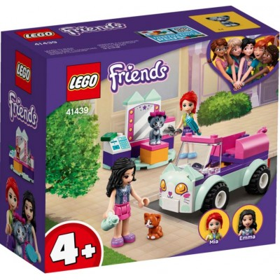 LEGO® Friends Cat Grooming Car 41439