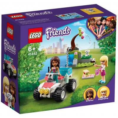 LEGO® Friends Vet Clinic Rescue Buggy 41442
