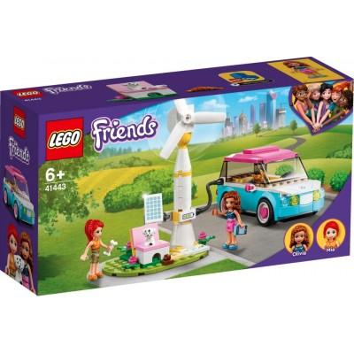 LEGO® Friends Olivia's Electric Car 41443