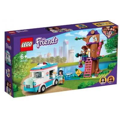 LEGO® Friends Vet Clinic Ambulance 41445