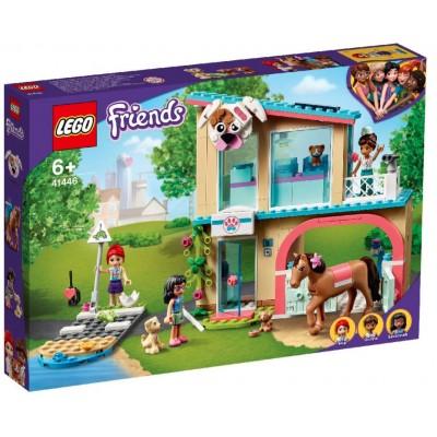 LEGO® Friends Heartlake City Vet Clinic 41446