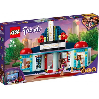 LEGO® Friends Heartlake City Movie Theater 41448