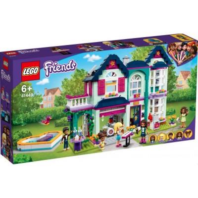 LEGO® Friends Andrea's Family House 41449