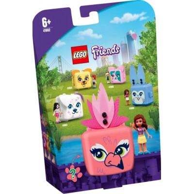 LEGO® Friends Olivia's Flamingo Cube 41662