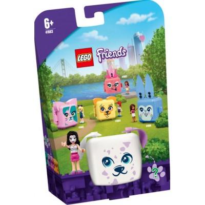 LEGO® Friends Emma's Dalmatian Cube 41663