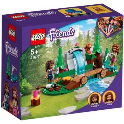 LEGO® Friends Forest Waterfall 41677