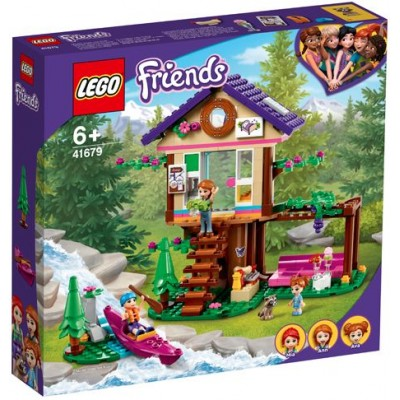 LEGO® Friends Forest House 41679