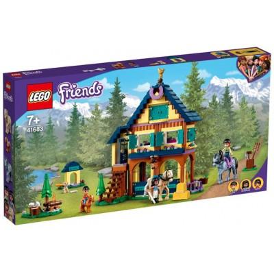 LEGO® Friends Forest Horseback Riding Center 41683