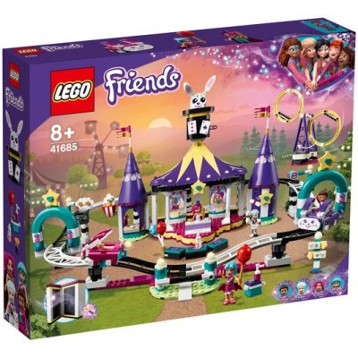 LEGO® Friends Magical Funfair Roller Coaster 41685