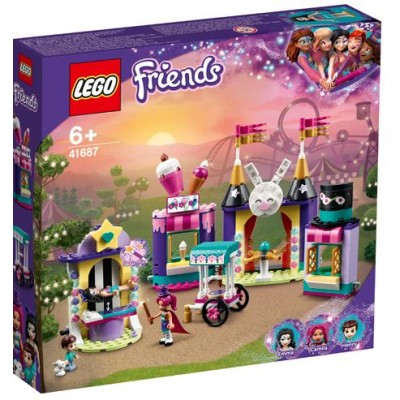 LEGO® Friends Magical Funfair Stalls 41687