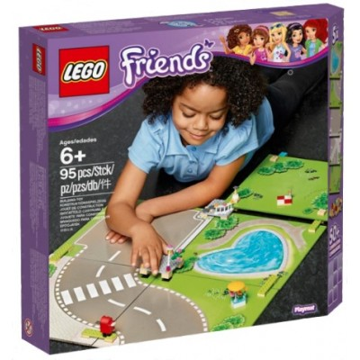 LEGO® Friends Heartlake City Playmat 853671