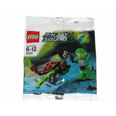 LEGO® Space Insectoid Galaxy Squad (polybag) 30231