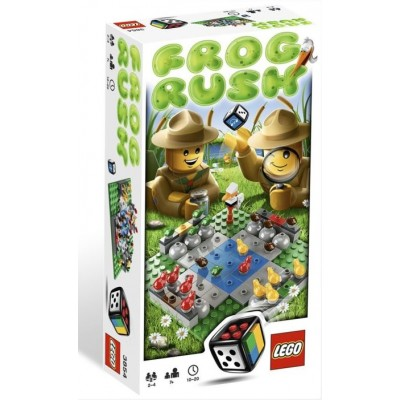 LEGO® Games Frog Rush 3854