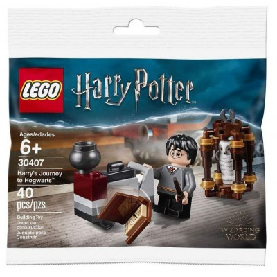 LEGO® Harry Potter™ Harry's Journey to Hogwarts™ 30407