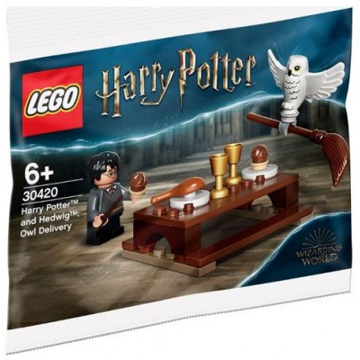 LEGO® Harry Potter™ and Hedwig™ Owl Delivery 30420